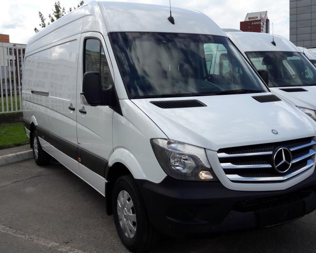 Автомобиль Mercedes-Benz грузовой изотермический 2016 гв