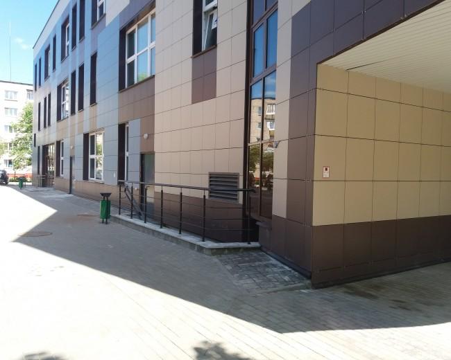 Комплекс офисных помещений — 820м2