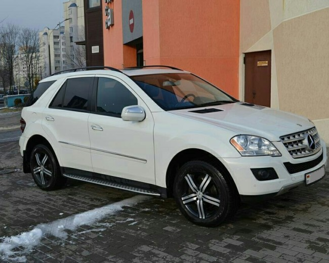 Mercedes ML-350 4 matic, 2009 гв