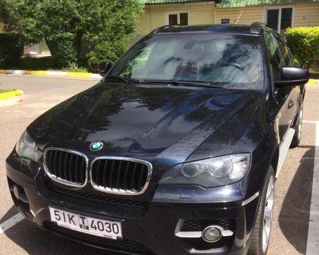 Автомобиль BMW X6 2010 г.в.