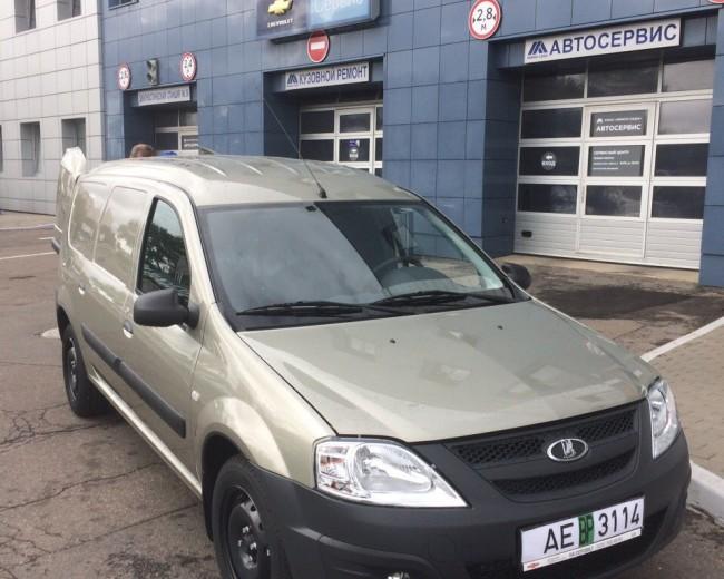Автомобиль LADA Largus фургон 2016 г.в.