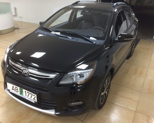 Автомобиль Lifan X50 2016г.в.