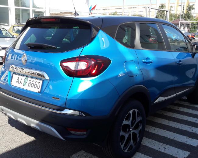 Автомобиль Renault Kaptur 2016гв